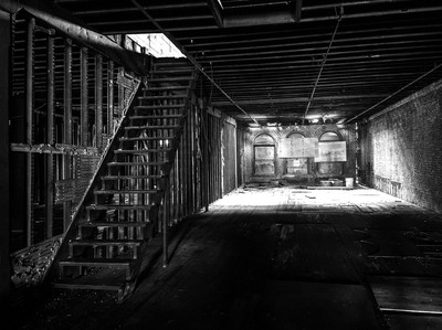 105 Year Old Abandoned Memphis Building