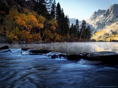 Quiet Morning, Silver Lake