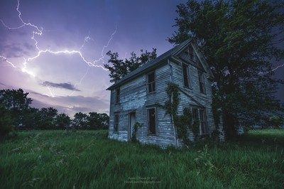 A Dark and Stormy Place