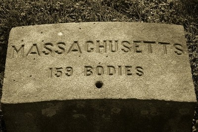 Massachusetts 159 bodies
