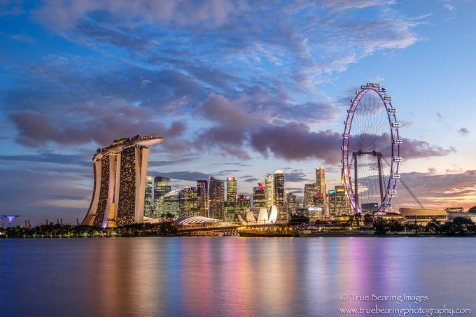 Singapura by richardvandewalle
