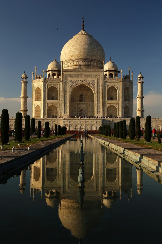 TAJ MAHAL Refection   by nakul - Explore Asia Photo Contest