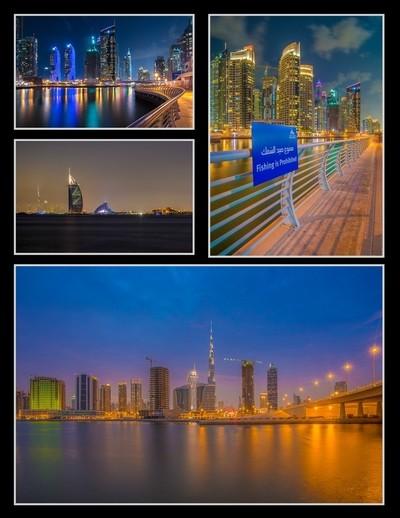 Dubai Cityscapes