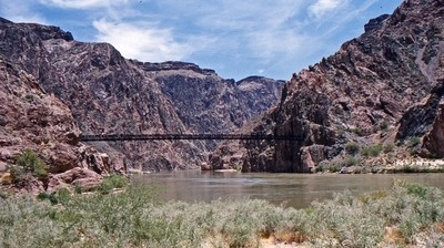 Spanning the Colorado River