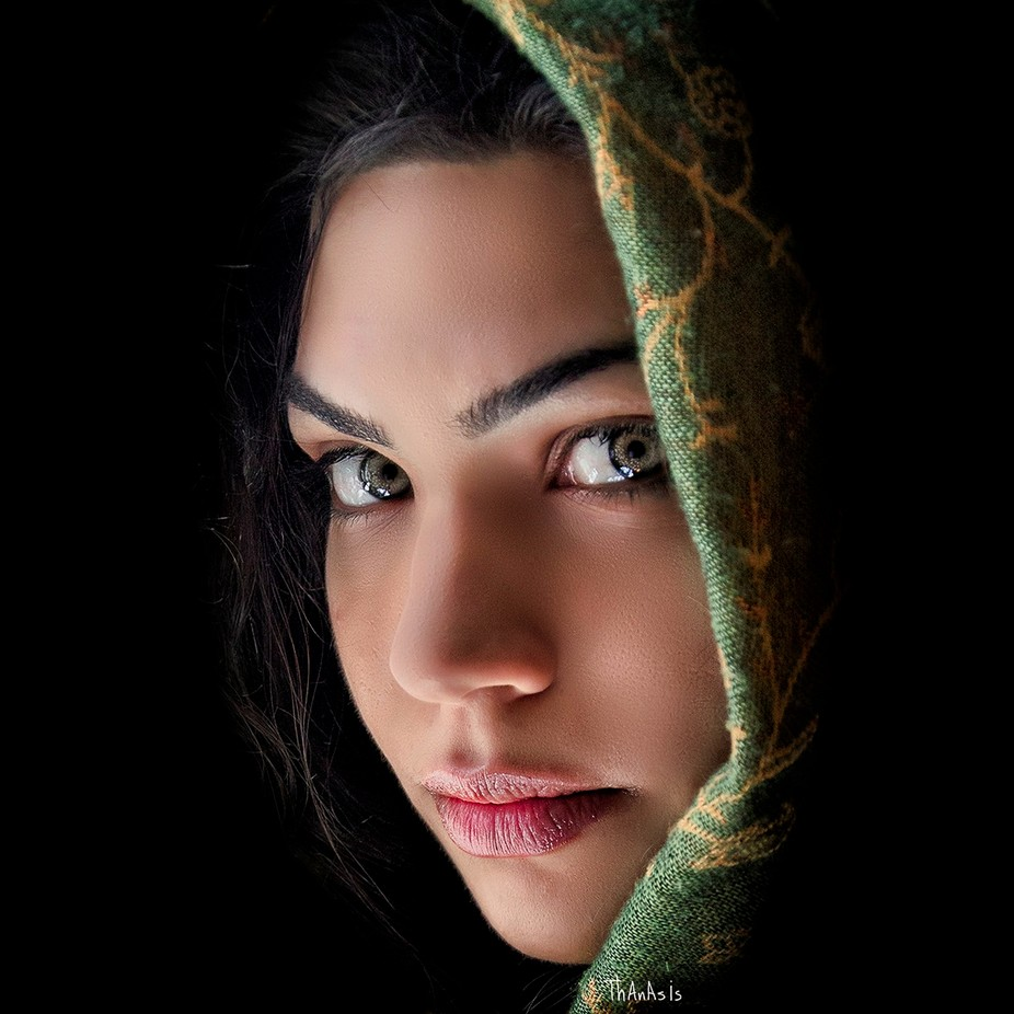 Irreversible rule X by AthanasiouPhotography - Green Eyes Photo Contest