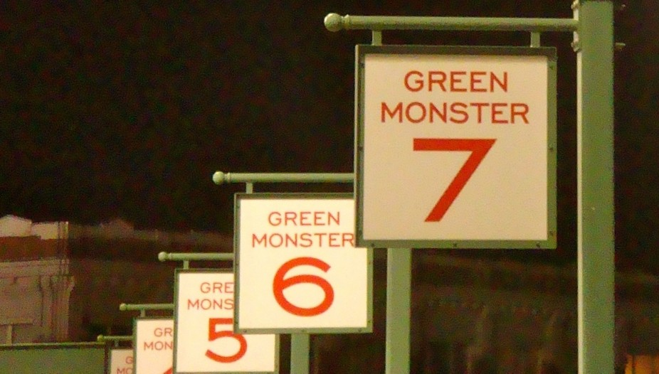 Green Monster Numbers