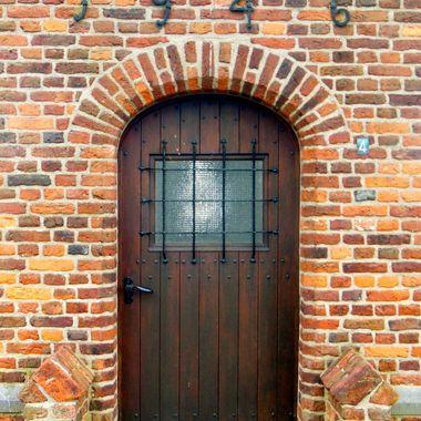 Middle Door in Lottum