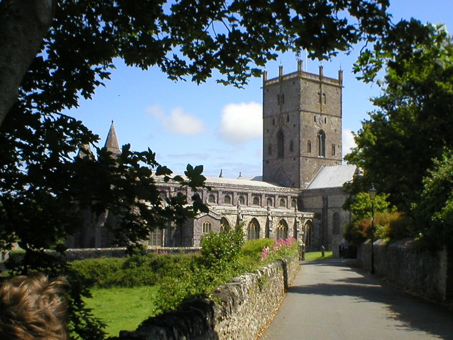 St David\'s Cathedral, Wales