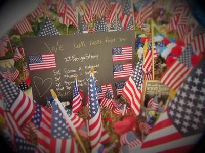 Chattanooga Fallen Hero Memorial