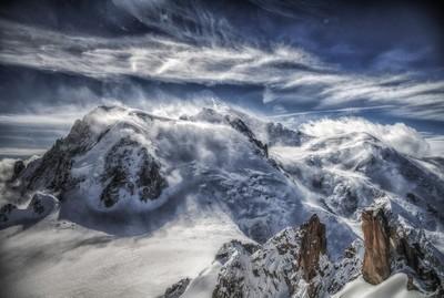 Mont Blanc Alive