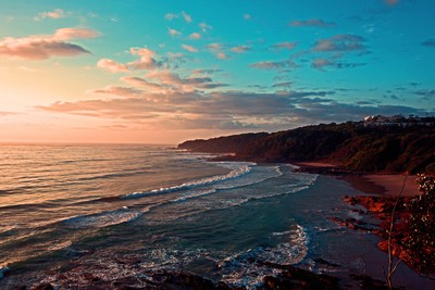 Early Morning Coolum Queensalnd