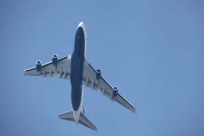 British Aiways, BA, Boeing 747 Jumbo