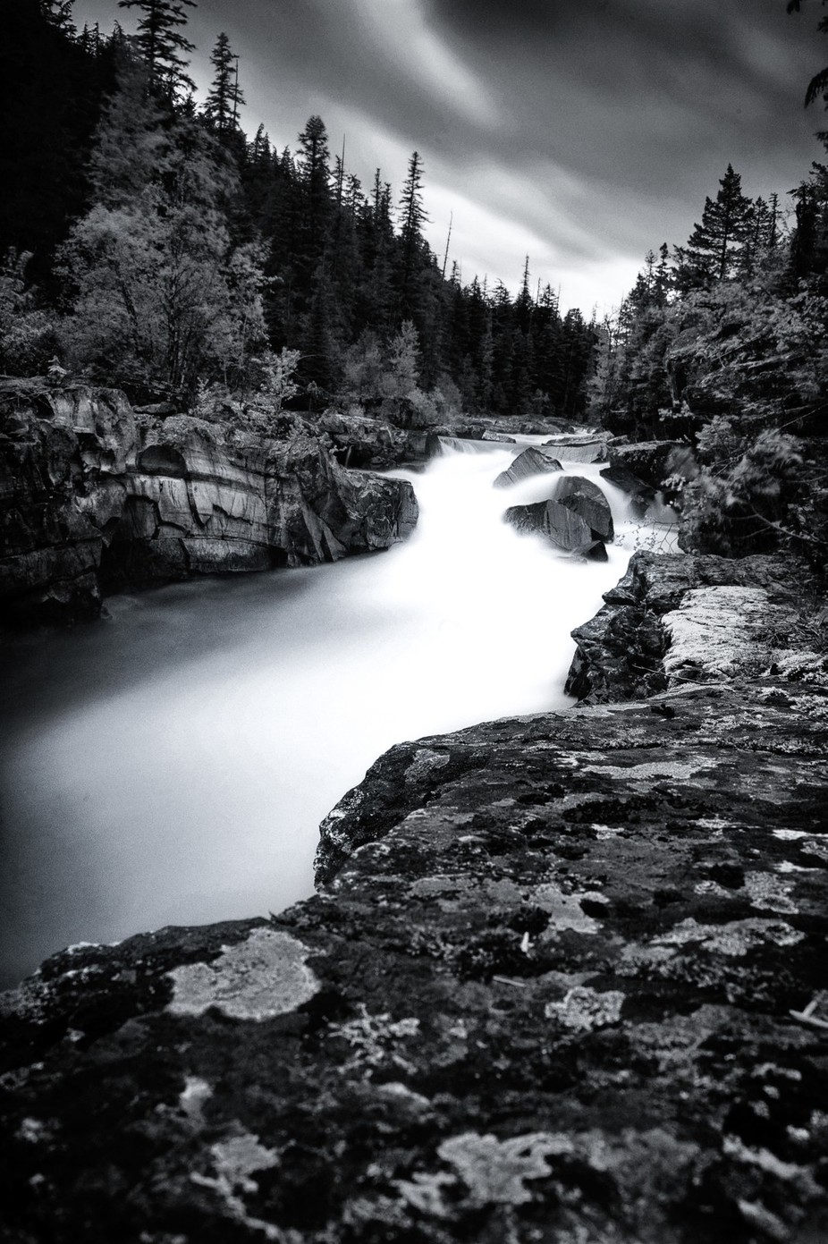 River of Time by sethcoulter - A Black And White World Photo Contest