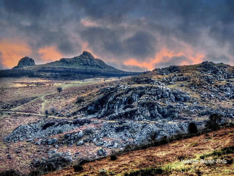 East Dartmoor NP, Devon, UK