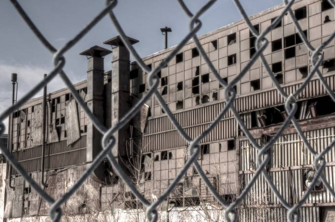 Decay by martinrosenkranz - Warehouses Photo Contest