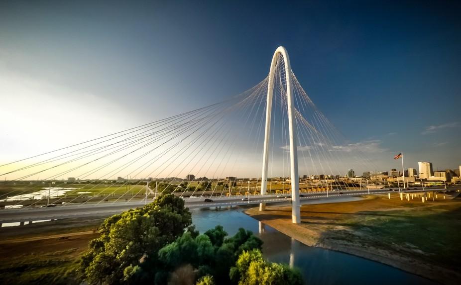 Bridge from my drone