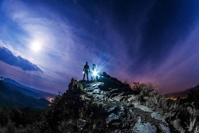 Toplight by eperjes - Night Wonders Photo Contest