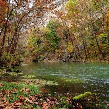 Fall at HaHa Tonka