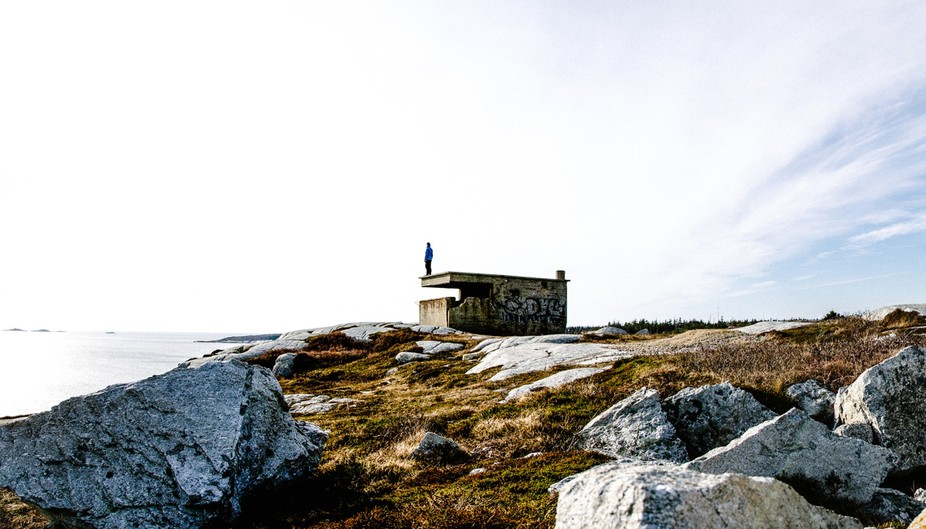 Shot in Duncan\'s Cove, just outside of Halifax, Nova Scotia.