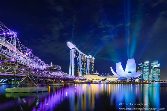 Laser Lights by richardvandewalle