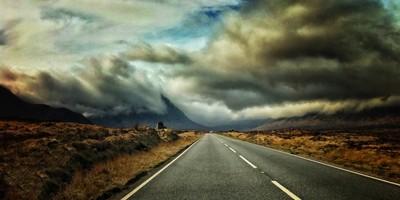 The Road to Glen Coe