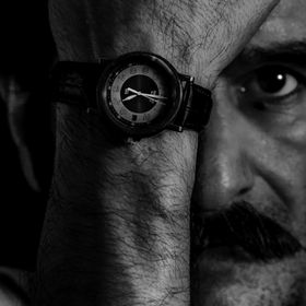 Follow me -> Totoosart  Self Portrait, Indoors, Studio lights, Closeup focus on the watch and the ticking of time. The Original Digital Files ...