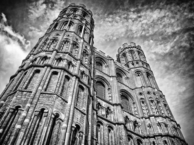 Ely Cathedral by PRC_PHOTO - Tall Structures Photo Contest