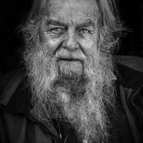 I think i have a thing about these old chracters with beards I love getting the life stories and the real person behind the beard