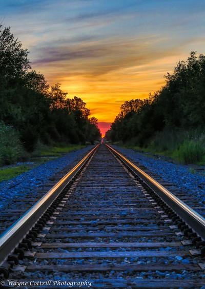 sunsetrailwayHDR3