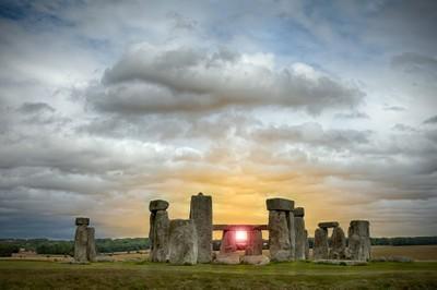 Sunrise Stonehenge