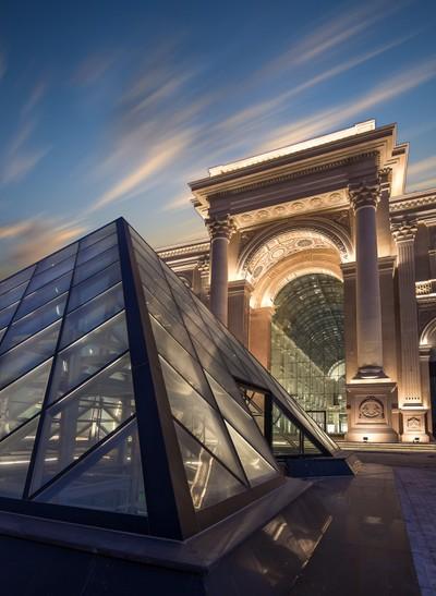 Al Hazm Mall Project