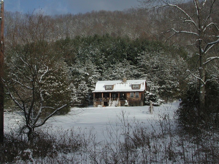 My house in Southwest Virginia