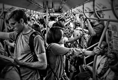 Subway Ride