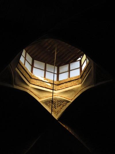 Window to the light