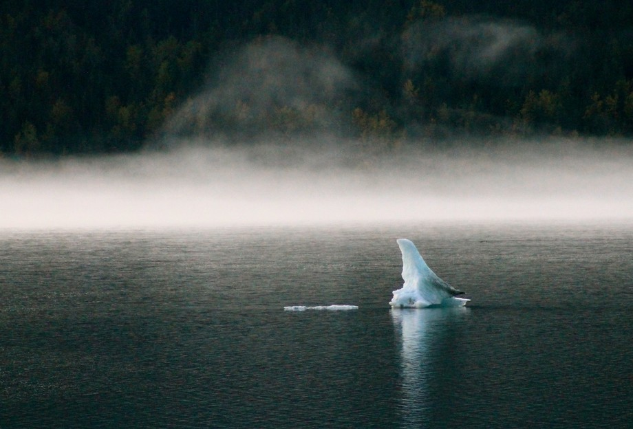 Taken in Alaska.