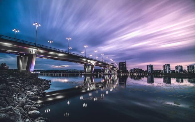 Cityscape by Masabus - Dark And Bright Photo Contest