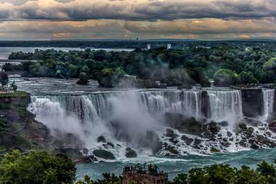 Above Niagara