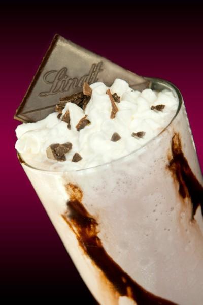 Lindt Milkshake