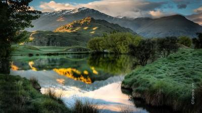 New Zeland Reflections