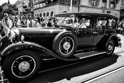 Rolls Royce Phantom BW