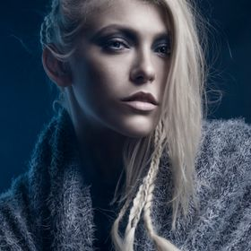 Fashion & Beauty Shoot inspired by the Vikings show character Lagertha.