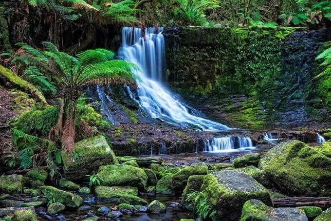 Horseshoe falls-1 by paullambourne - Beautiful Waterfalls Photo Contest