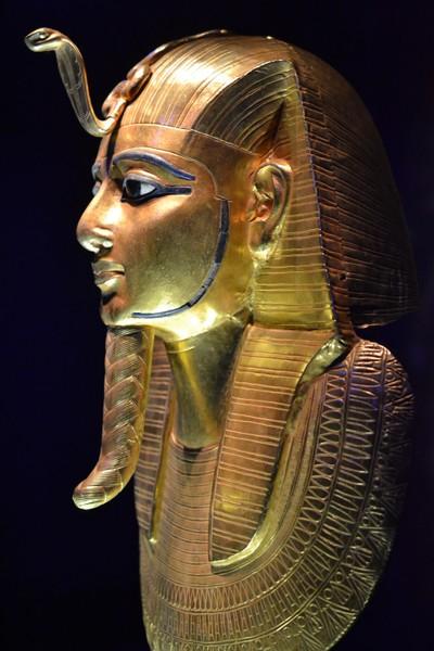 King Tut Funeral Mask