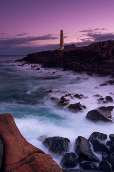 Evening Lighthouse