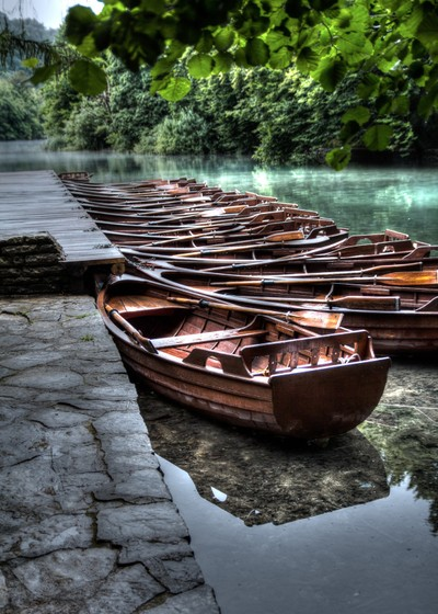Plitvice Boats