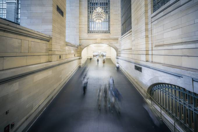 Grand Central NY by SarahCaldwell - New York Photo Contest