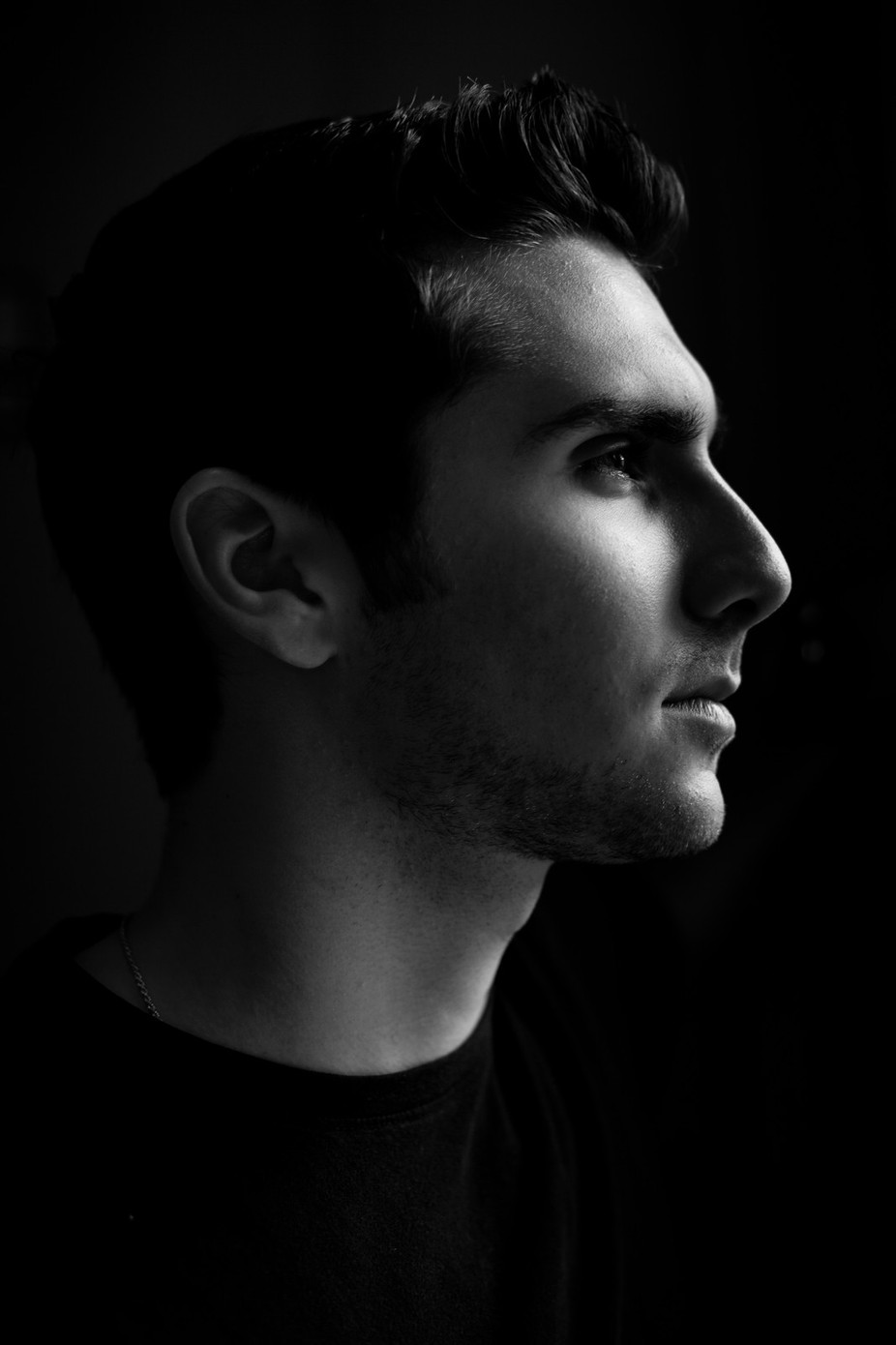 defined.  by abilewis - Dark Portraits Photo Contest