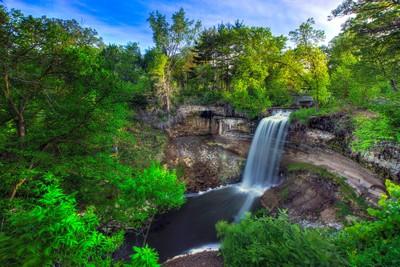 Minniehaha Falls