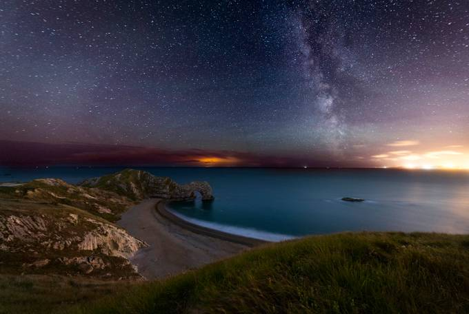 Durdle Door by mstansfield - Sweeping Landscapes Photo Contest