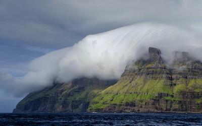 Faroe Islands Clouds
